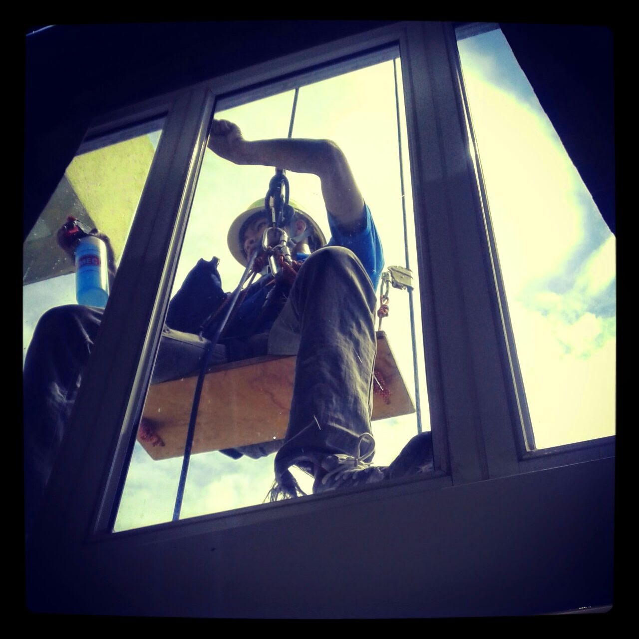 external window cleaning
